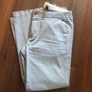 Gray Banana Republic Casual Pants